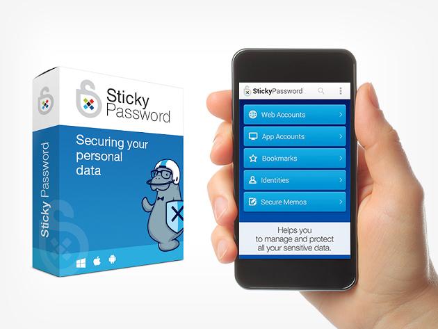 Sticky Password Logiciel - 1