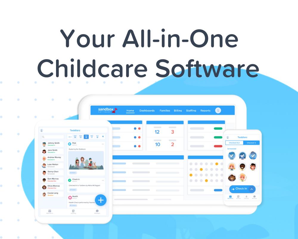 Sandbox ChildCare Management Software - 1