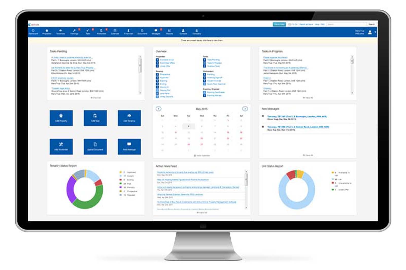 Arthur Online Software - 5