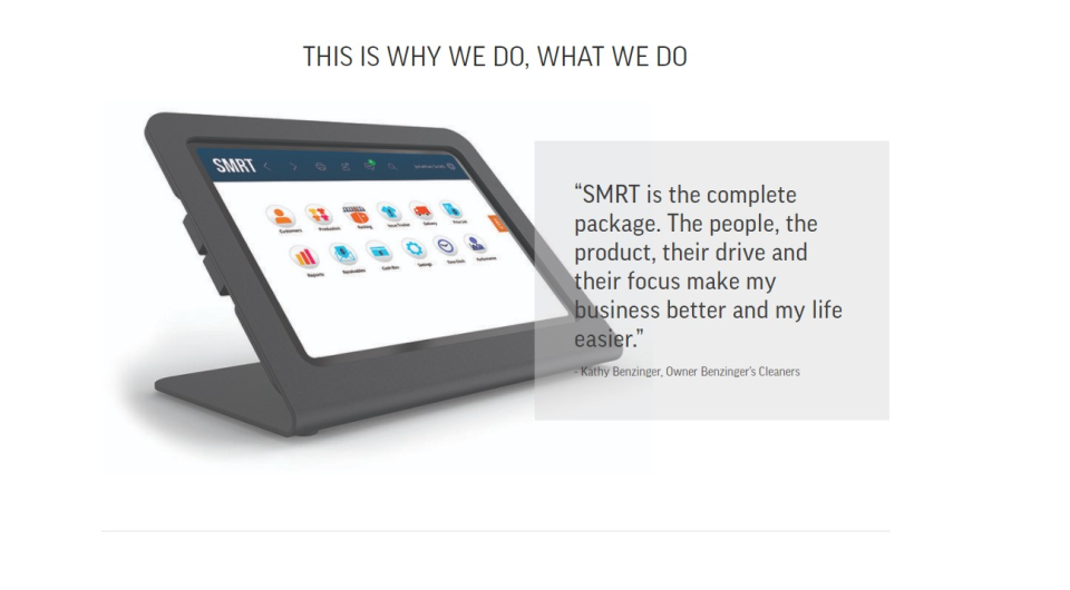 SMRT Systems Software - 4