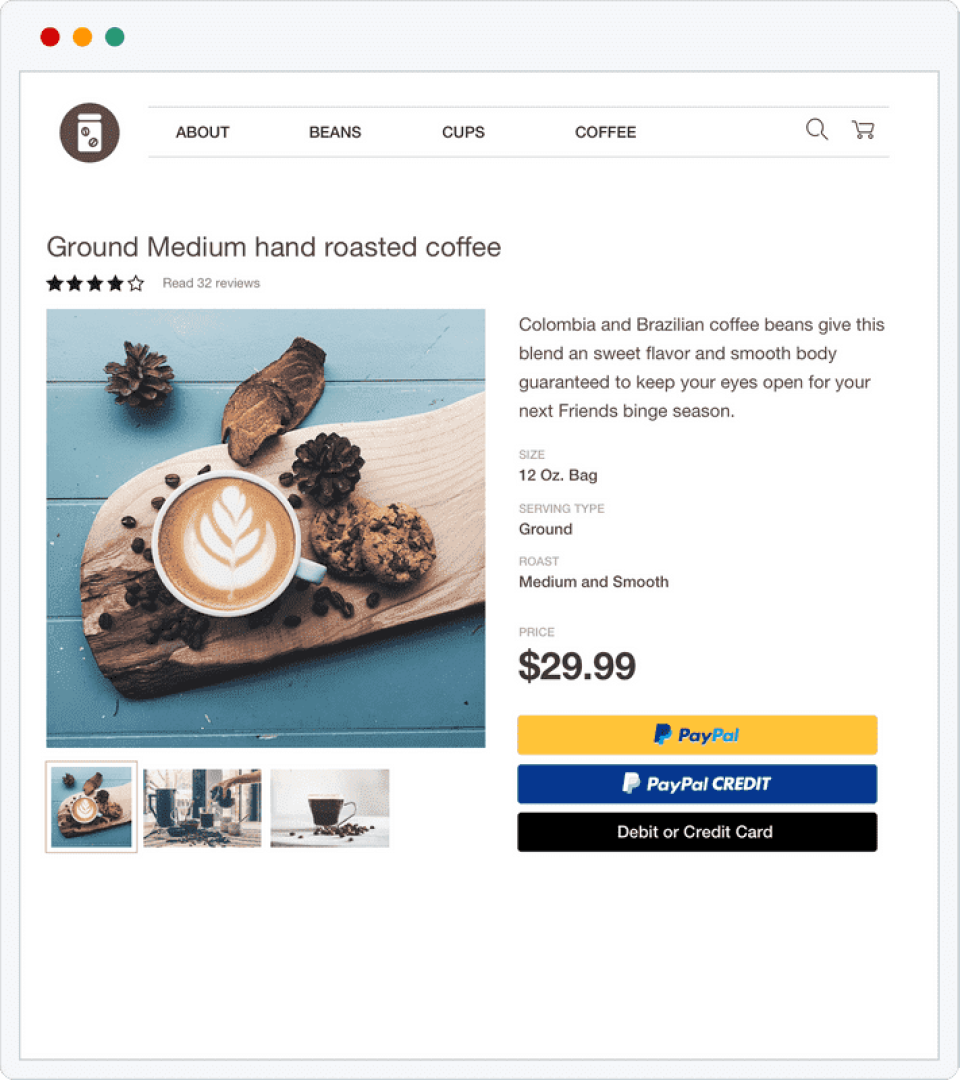PayPal Commerce Platform Logiciel - 1