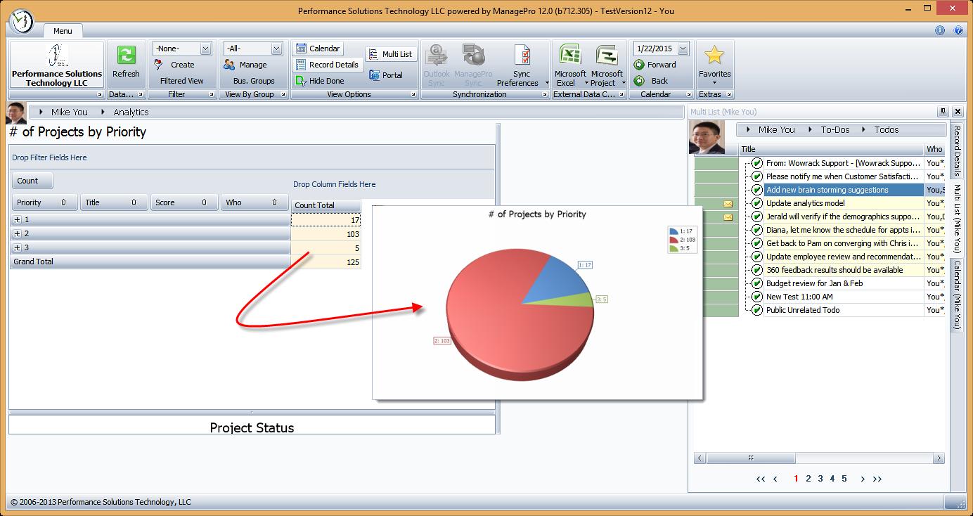 ManagePro screenshot: Analytics2