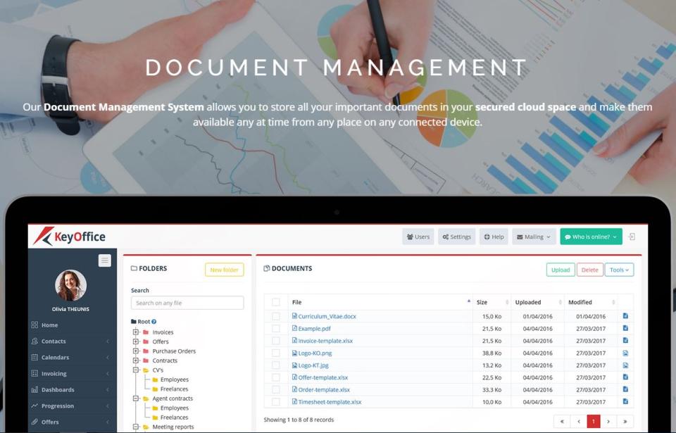 document managemengt