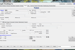 Axon Trucking Software screenshot: Generate tickets with Axon Trucking Software