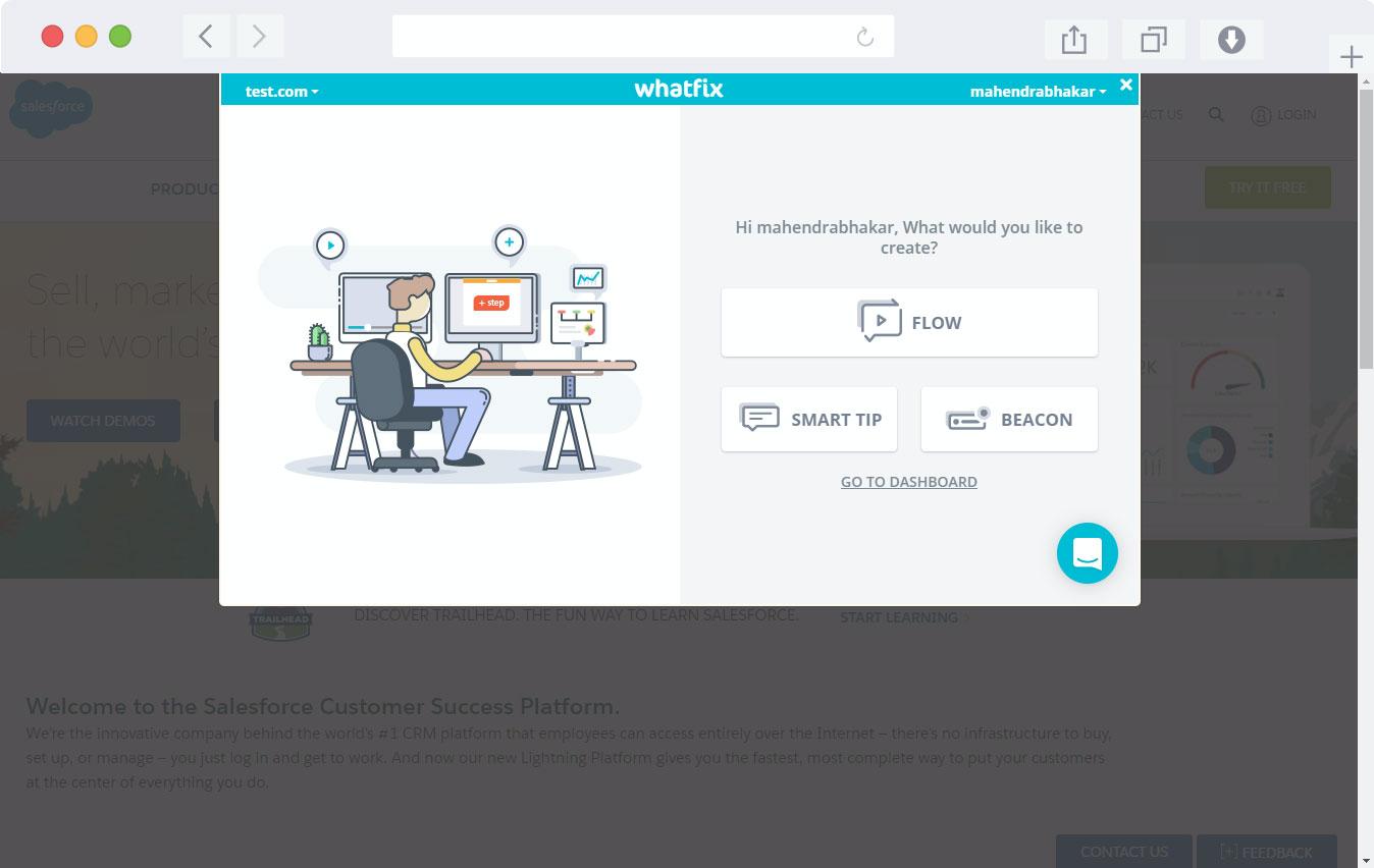 Whatfix Software - 8
