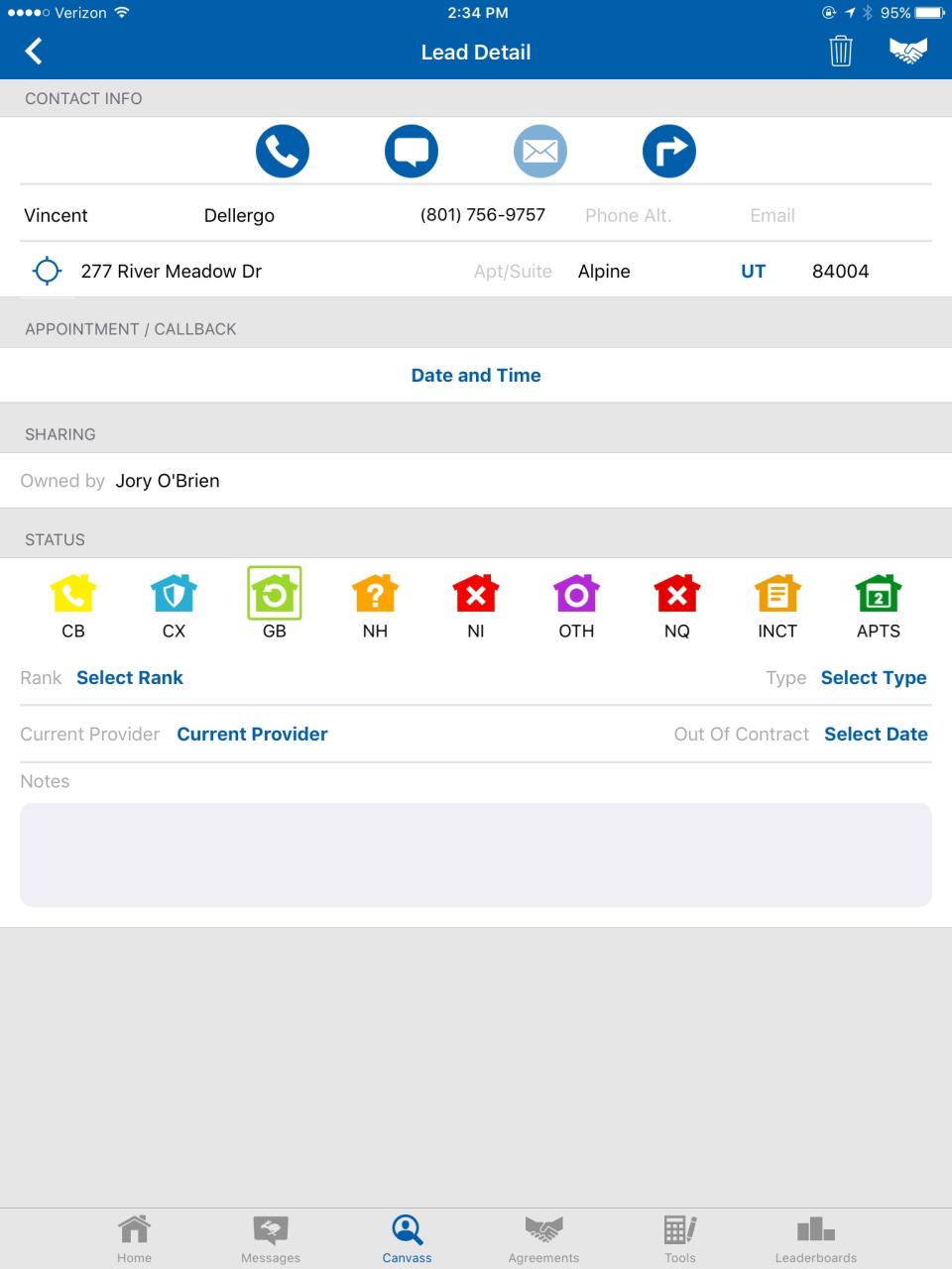 SalesRabbit Software - 3