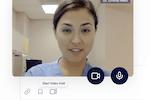 OhMD screenshot: OhMD video visits