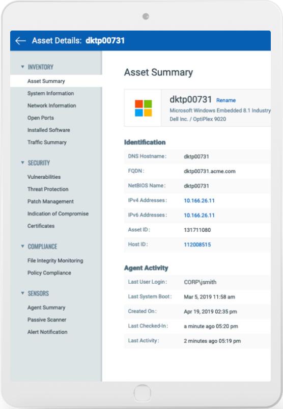 Qualys Cloud Platform Software - 4