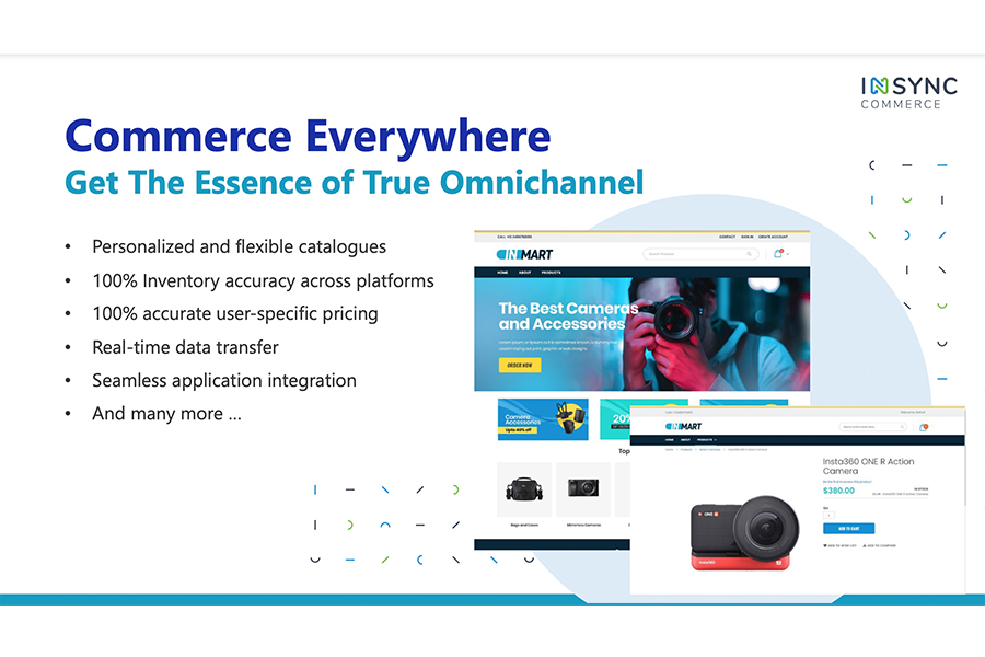 Commerce Everywhere - Get the Essence of True Omnichannel
