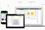 Capture d'écran pour QuickBooks Time : Access TSheets on laptop, tablet and mobile