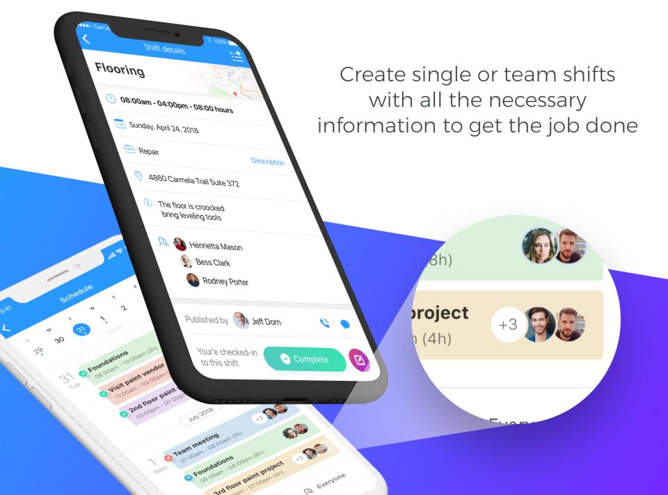 Connecteam Software - 2