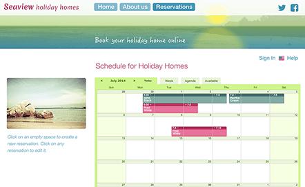 SuperSaaS Software - Integrate calendar