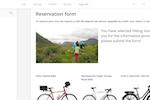 Captura de pantalla de 123FormBuilder: Include gifs, images, videos and more