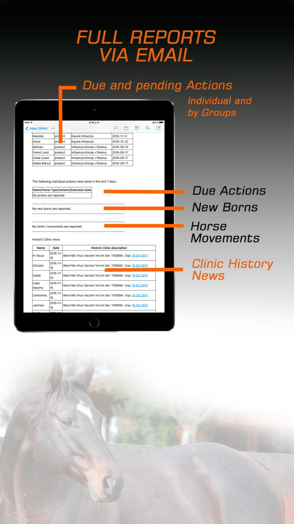 Breeders App Software - 4