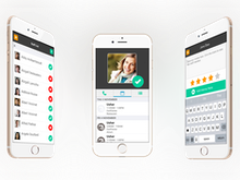 InitLive Software - Track your team from anywhere. InitLive's mobile app keeps you informed, updated, and connected to your team. Track hours worked based off check-in times, access personal schedules and enter private reviews on staff.