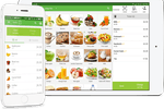 Loyverse POS screenshot: Transform smartphones or tablets into a mobile point of sale