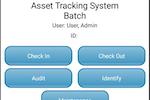 GigaTrak Asset Tracking System screenshot: GigaTrak's Asset Tracking System actions