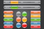 Capture d'écran pour Vecteezy : Vecteezy Editor web buttons vector
