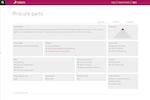 Signavio screenshot: Collaboration Portal