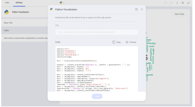 Reveal Software - Reveal R & Python Scripting