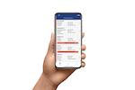 SensrTrx screenshot: SensrTrx Mobile App