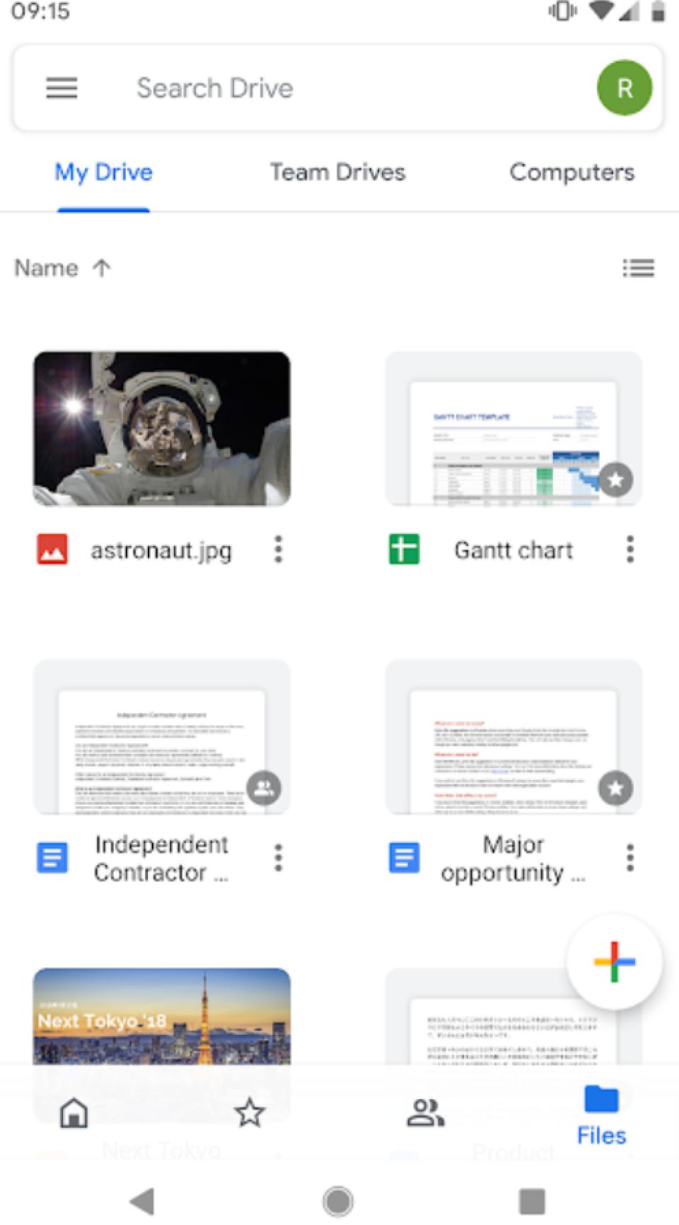 Google Drive Software - 3