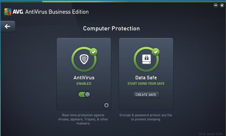 AVG Antivirus Business Edition Software - 3