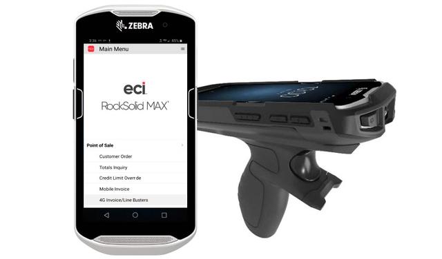 RockSolid MAX Mobility - Zebra TC57