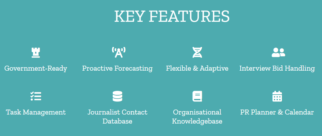 COLIN Software - Key Features COLIN