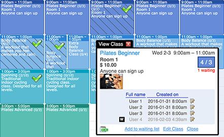 SuperSaaS Software - Set reminders