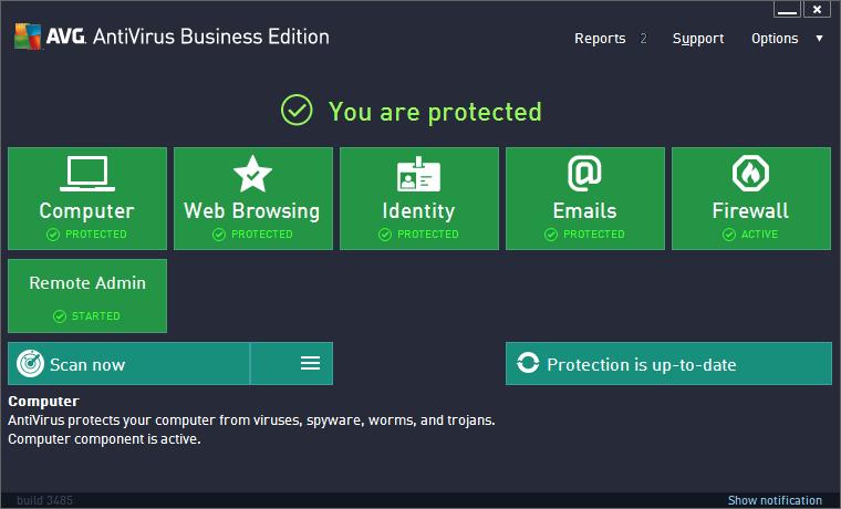 AVG Antivirus Business Edition Software - 1