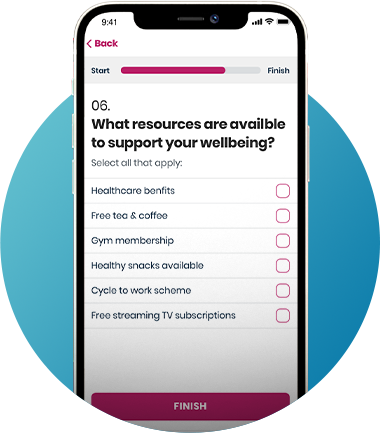 Engage4 Software - Improve wellbeing