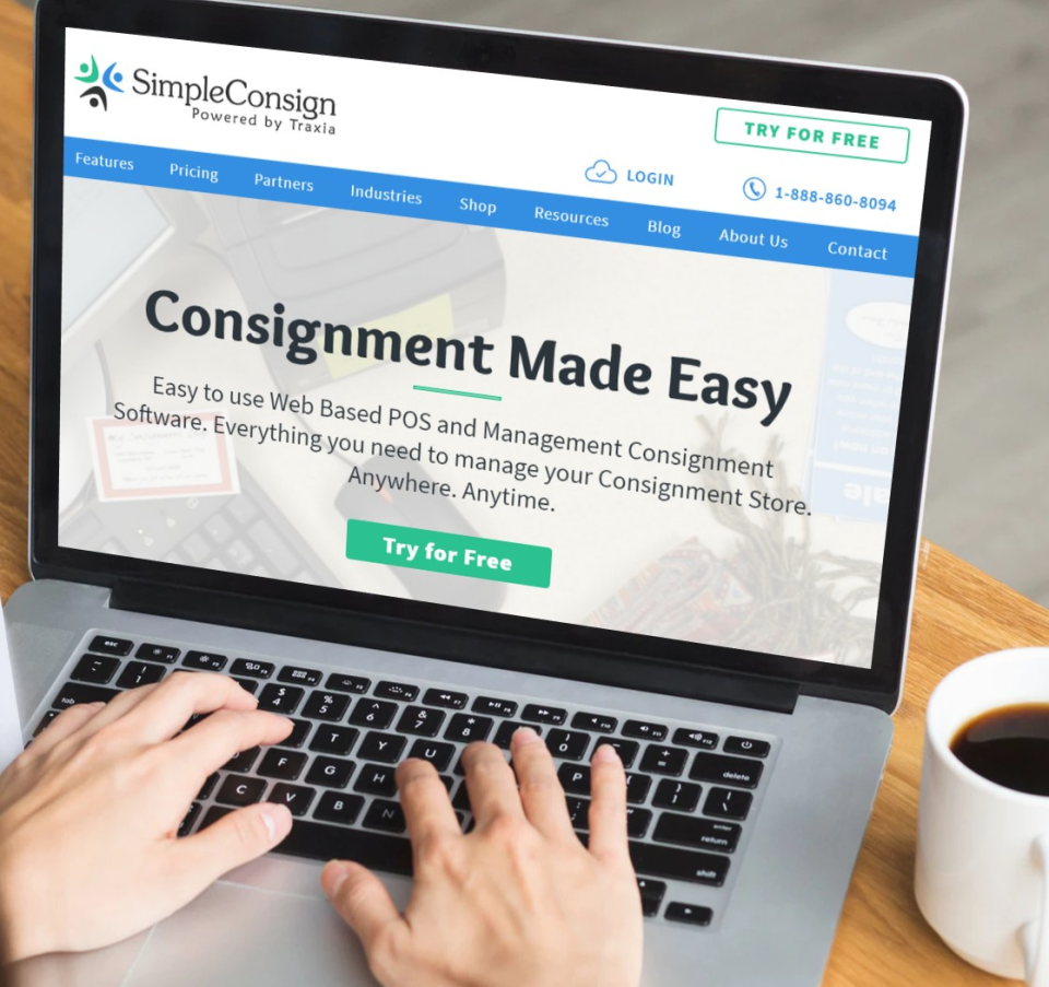 SimpleConsign Software - 1