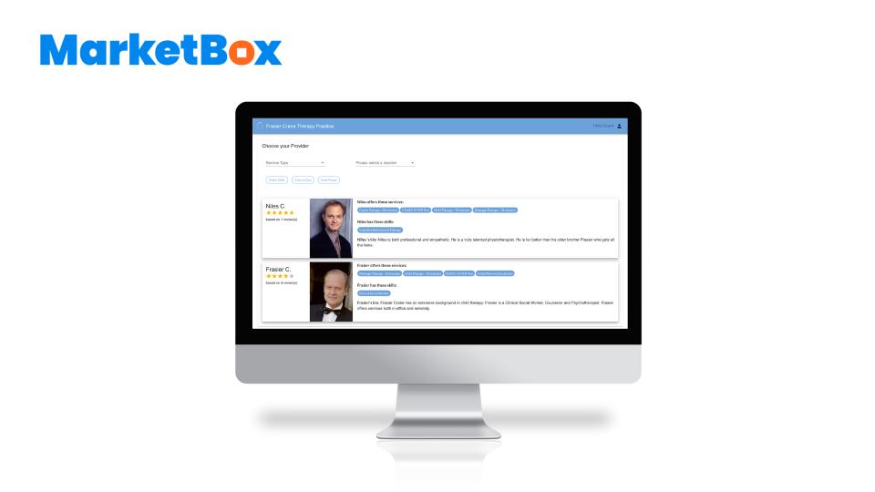 MarketBox Software - 3