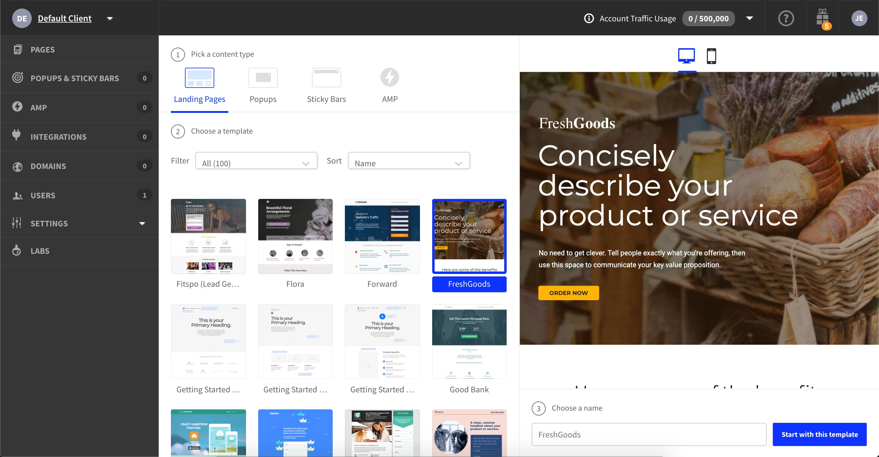Unbounce Pricing, Features, Reviews & Alternatives
