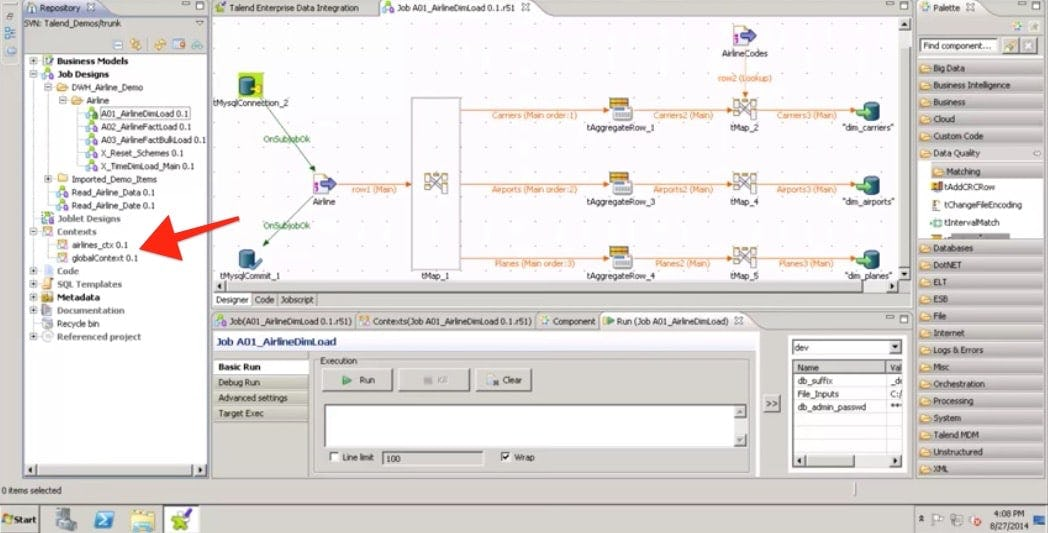 Data Fabric Software - 1