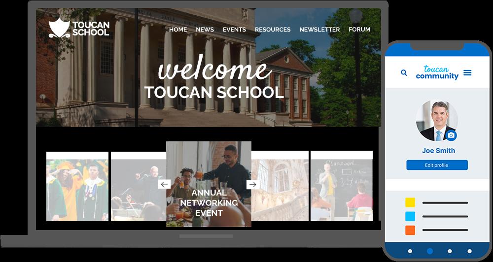 ToucanTech Software - A comprehensive community site