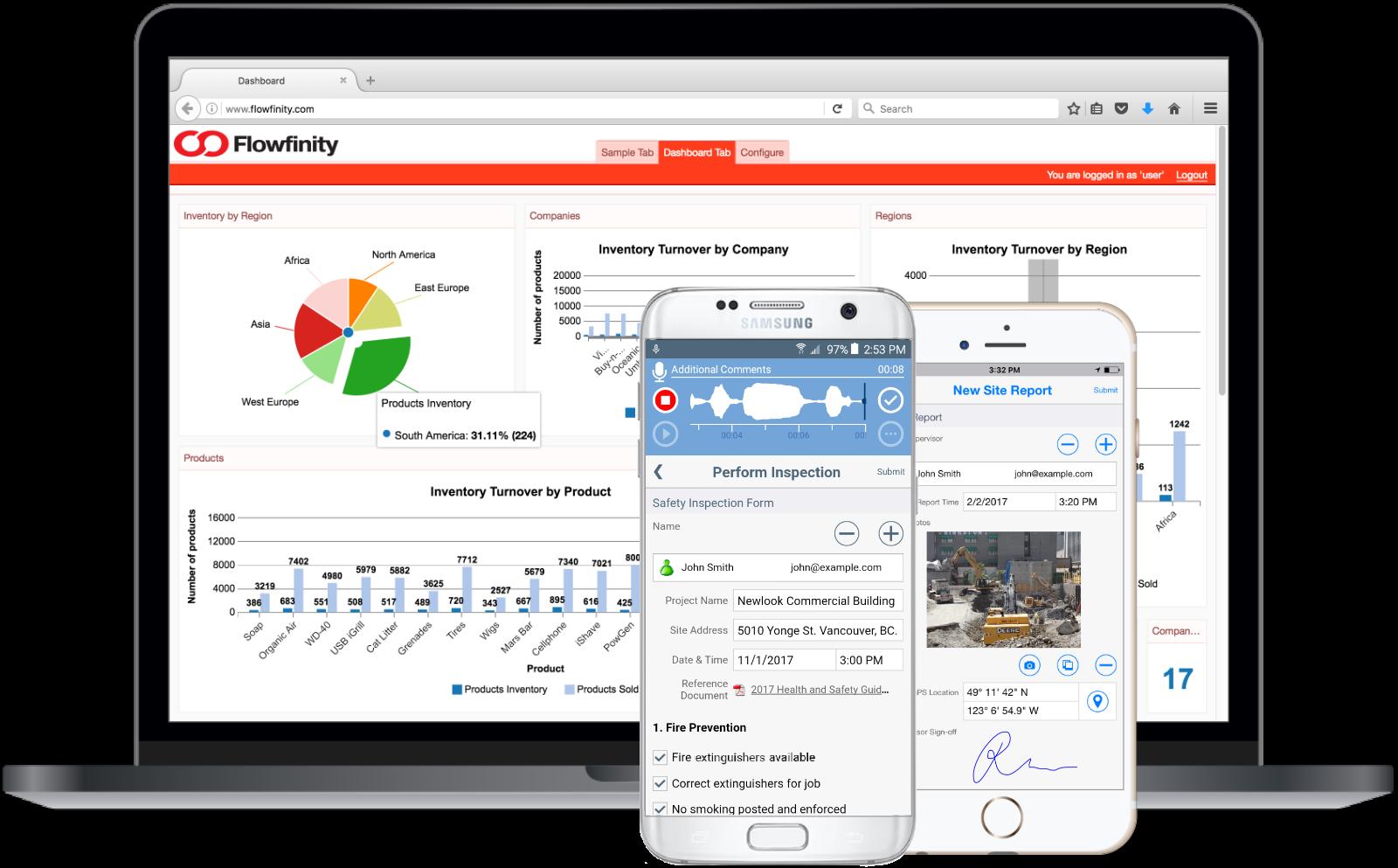 Flowfinity Software - 4