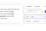 Capture d'écran pour Noplag : Noplag - grammar and spell checker