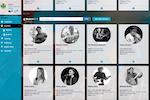 TeacherZone screenshot: TeacherZone member management screenshot