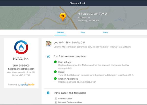 ServiceTrade Software - 1
