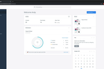 Vision6 Software - Vision6 dashboard