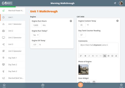 60Hertz task management