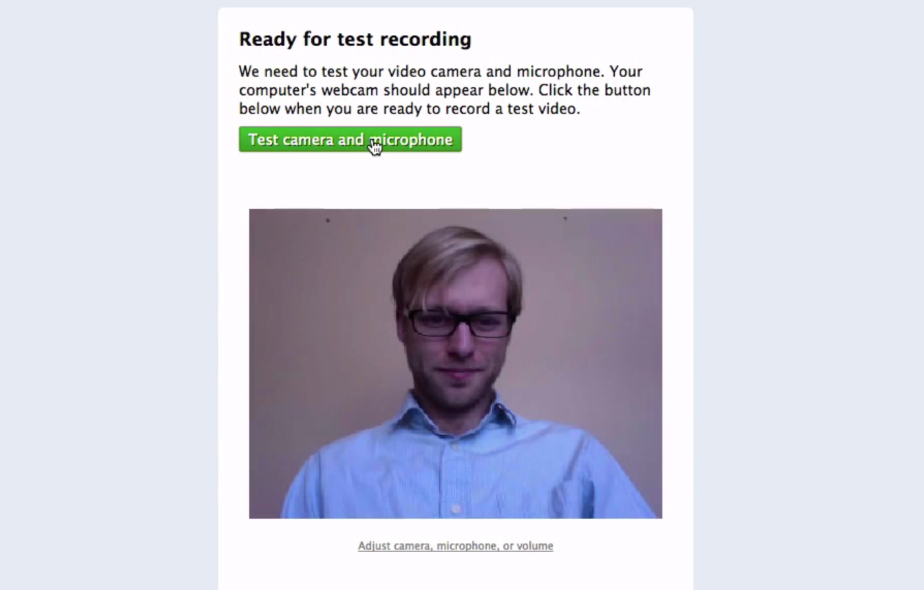 HarQen Software - Test recording