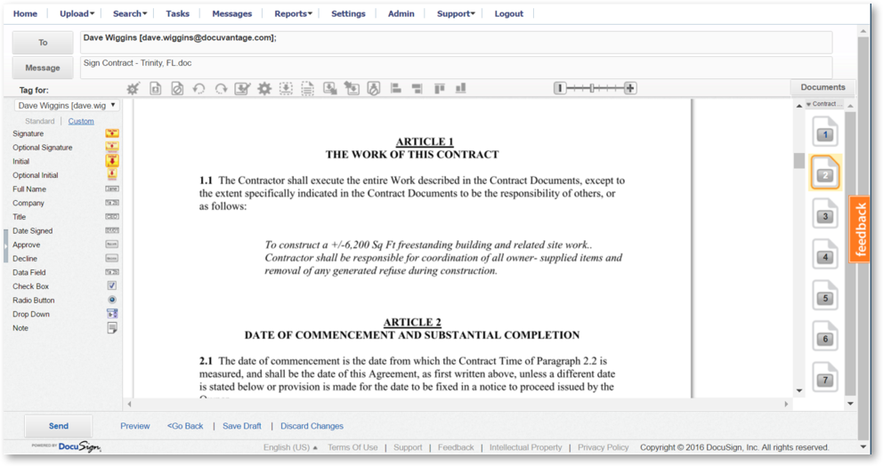 View document