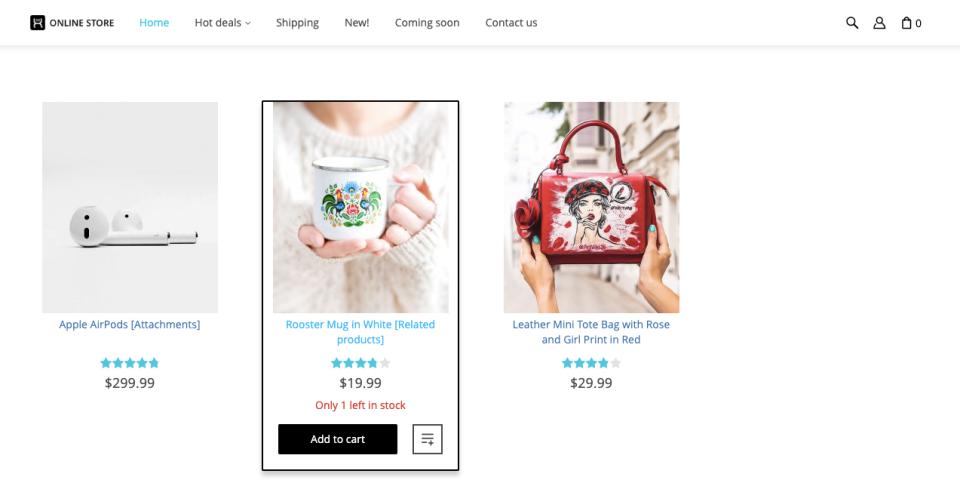 X-Cart online store