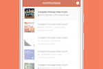 CoSchedule screenshot: Notifications can be triggered