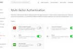 Auth0 screenshot: Auth0 multi-factor authentication
