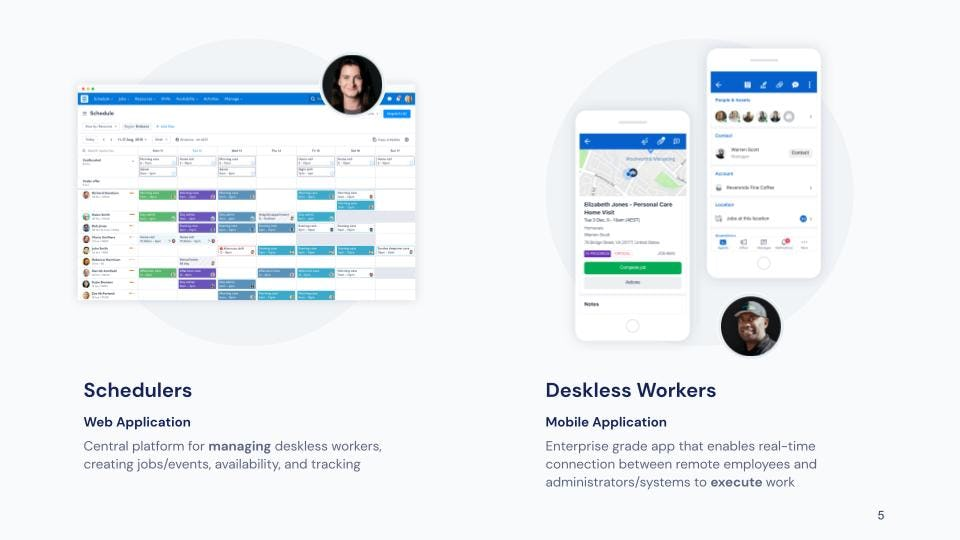 Skedulo Software - Skedulo offers a powerful web app for schedulers and an easy-to-use mobile app for workers.