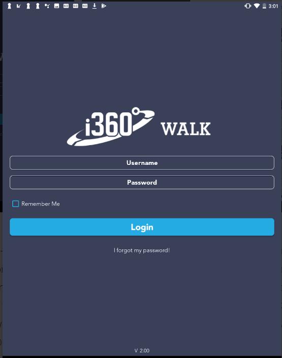 i360 Software - i360 Walk login